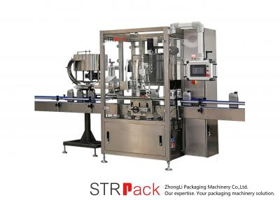 Automatic Continuous Capping Machine