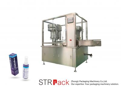 Oral spray Filling and Capping Machine